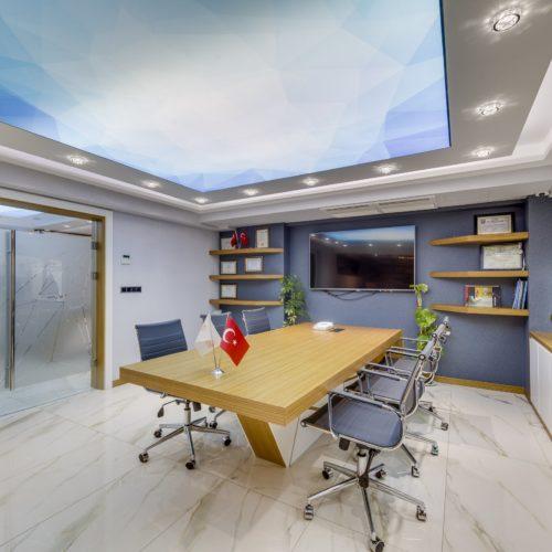 Dekorasyon Uygulamaları- Ofis, İş Merkezi, Kurumlar